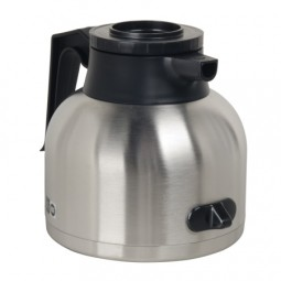 1.9 liter economy thermal carafe black lid with RFID