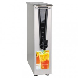 TD3T-N dispenser with solid lid 3.5 gallon (13.2L)