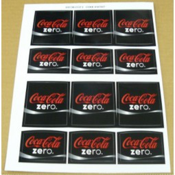 LEV label, Coke Zero