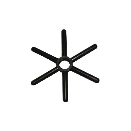 Plastic star for BB101179