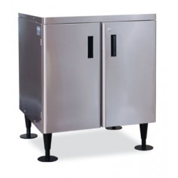 "Ice dispenser stand, doors standard, 30W x 28D x 32.8""H"