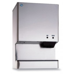 Ice machine/dispenser, cubelet, 567 lbs ice/day, 40 lbs ice storage