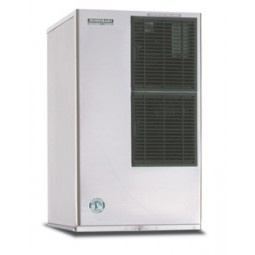 Hoshizaki ice machine, slim-line modular crescent cuber, 592 lbs ice/day