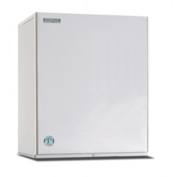 Hoshizaki ice machine, slim-line modular crescent cuber, 835 lbs ice/day