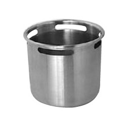 Underbar SS wet waste sink strainer
