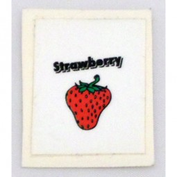 FS Flavor Shot Label, Strawberry
