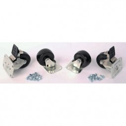 """4"""" casters set of four"""