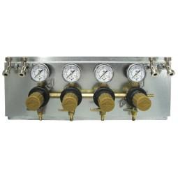 Secondary regulator wall mount 4P x 4P 60 PSI
