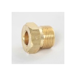 Nitrogen coupling/tank nut, male thread