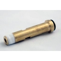 "Nitrogen inlet nipple 1/4"" NPT-left thread"