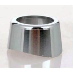 Flange for 4'' column shank chrome finish