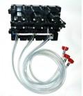 Flojet 3 pump kit univ brkt GB