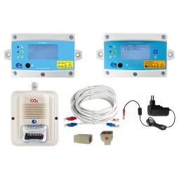 Oxygen MK9 detector complete set