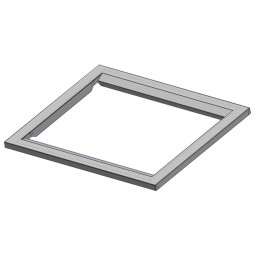 "Adapter universal 25"" x 24"" base frame"