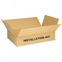 Install kit for small dispenser