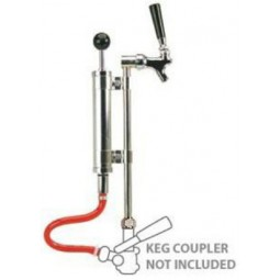 "Upright convertor assy, 4"" metal pump"
