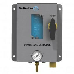 Bypass leak detector