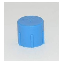 Cap, protective shipping 5/8, screw on
