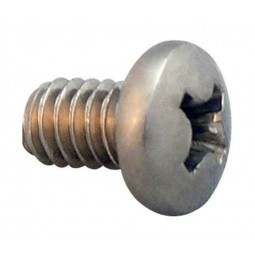Screw, 8-32 x .250, PH, PH, MS, SS, PL