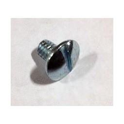 Screw, 1/4-20 x .375, THD, SL, MS, ZP