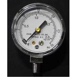 Lancer carbonation tester, gauge