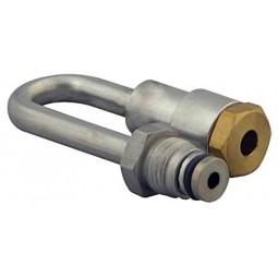 Vacuum breaker assy w/o-ring