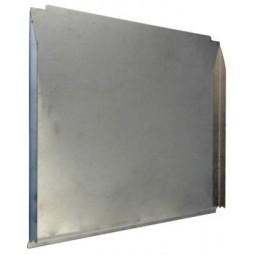 Splash plate, front, 1500