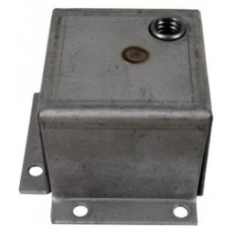 Support, leg, rear assembly for Delta unit