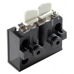 Block, mounting assembly, LEV