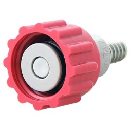 Lancer BIB red connector, 3/8""