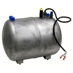 Tank assy, carb, 3/8 flare inlet