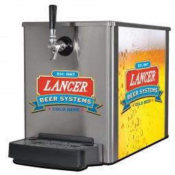 Breeze dispenser kit, D coupler, Perlick faucet & handle