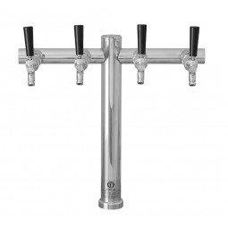 T-bar tower 2 faucet