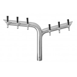 Whaletail tower 6 faucet