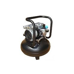 Air compressor 6 gallon oil free