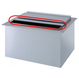Ice chest bottom lid 2123