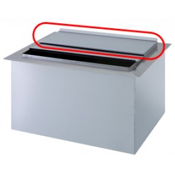 Lid, top, 2123 ice chest