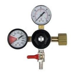 CO2 primary 100 lb & 2000 lb gauges