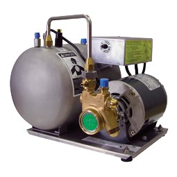 Carbonator fast flow with vented check valve (VCV) insulated 220V