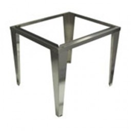 Leg stand for 100 lb ice chest, welded