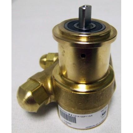 Low lead brass carb pump w/strainer 125 GPH/250 PSI