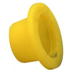 Cap plug, plastic, 3/4 OD, 5/8 ID