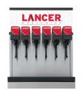 CED 1500HP dispenser, ambient carbonated, 6 LEV SSL valves