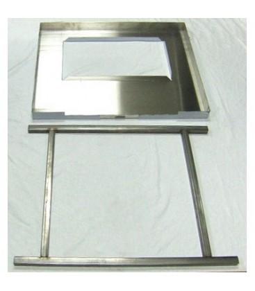 """Ice machine adapter kit Manitowoc IB to Mercury 30"""""""