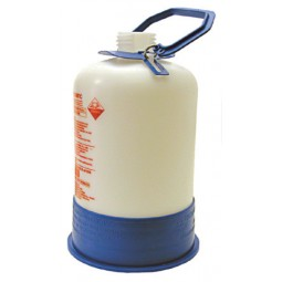 1.3 gallon/5 liter plastic cleaning bottle