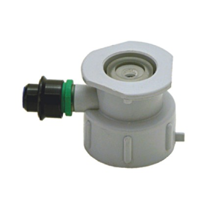 """G"" system plastic cap for plastic cleaning bottle"