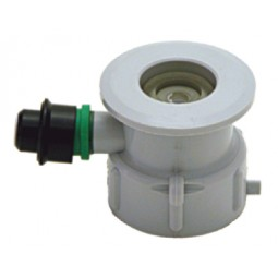 """A"" system plastic cap for plastic cleaning bottle"