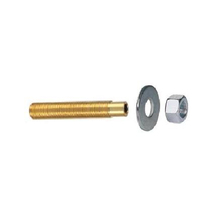 "Standard drain assembly 6"" long drain thread 5/8""x 18"