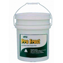 Profrost glycol 5 gallons, 100% PG-no color/no inhibitor