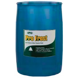 Profrost CI glycol 55 gallons, 100% PG-with color/inhibitor